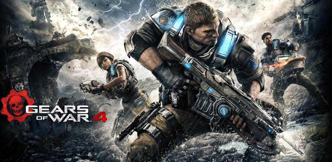 ギアーズオブウォー 4 / Gears of War 4