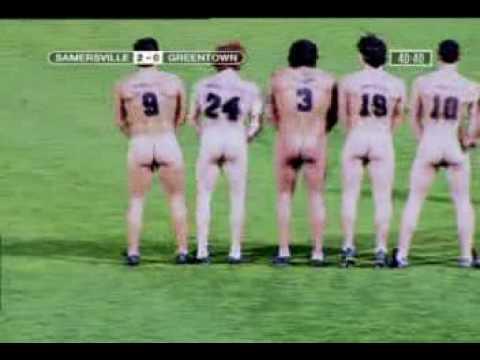 全裸でサッカー大会おもしろCM