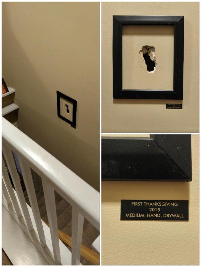 壁に穴を開けてしまった時の修理方法