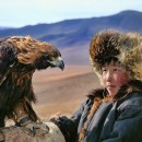 アルタイ共和国の狩猟,遊牧生活