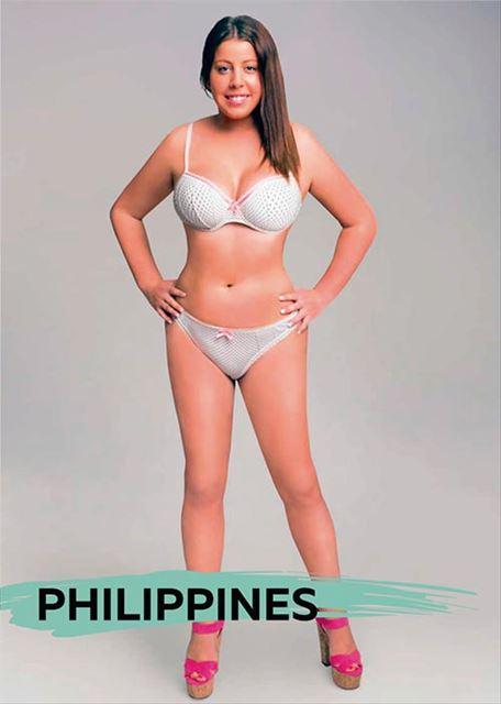 フィリピン人が魅力的と感じる女性の容姿