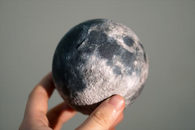 3Dプリンター「月」