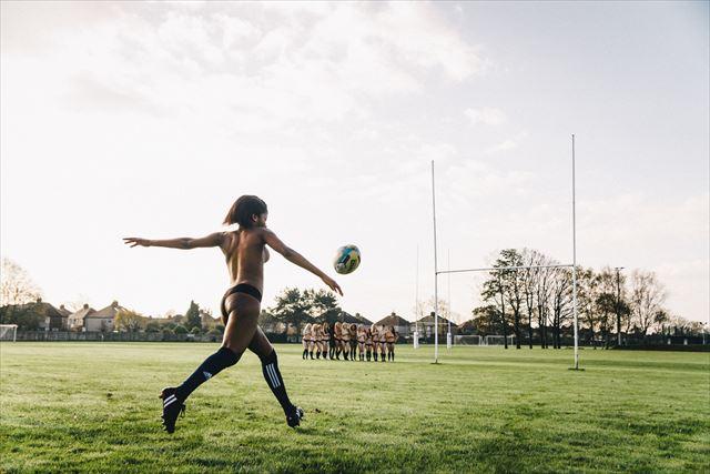 全裸のラグビー/Naked Rugby