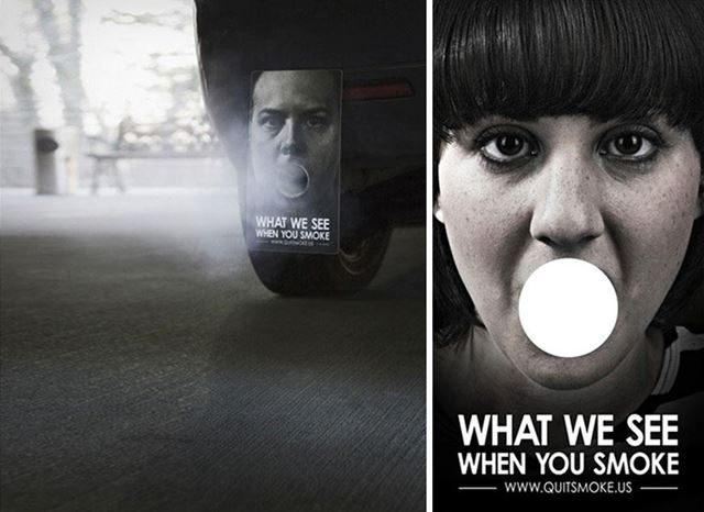 タバコの受動喫煙 対策ポスター