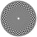 目の錯覚画像のオプアート/OpArt作品【目が痛くなるので注意】