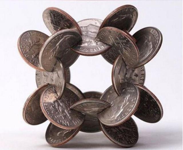 問題.4 お金(コイン)のクイズ問題 貨幣損傷等取締法 違反のクイズ