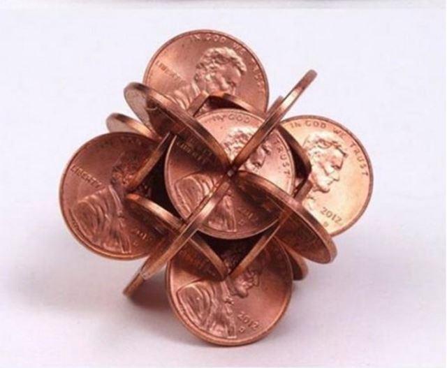 問題.5 お金(コイン)のクイズ問題 貨幣損傷等取締法 違反のクイズ