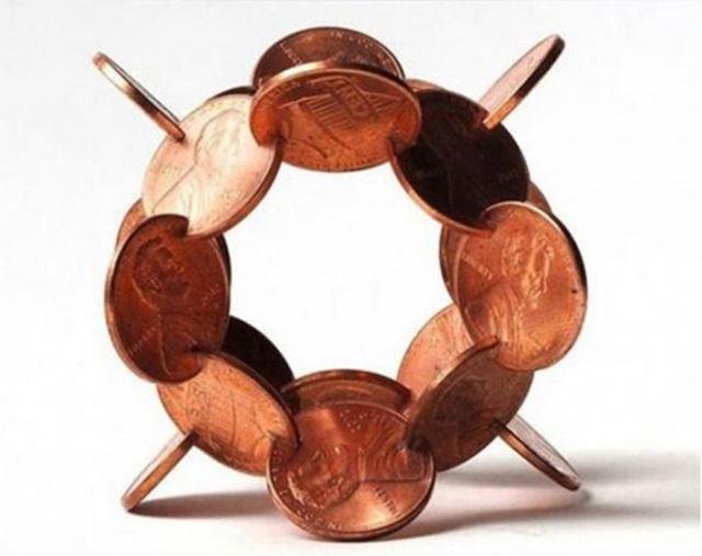 問題.3 お金(コイン)のクイズ問題 貨幣損傷等取締法 違反のクイズ