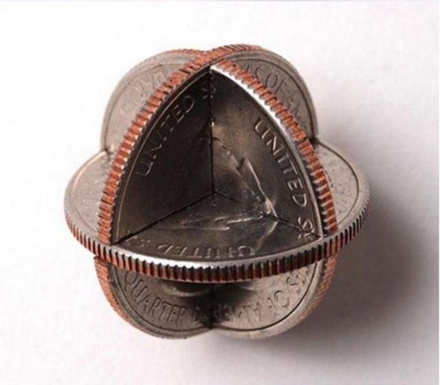 問題.6 お金(コイン)のクイズ問題 貨幣損傷等取締法 違反のクイズ