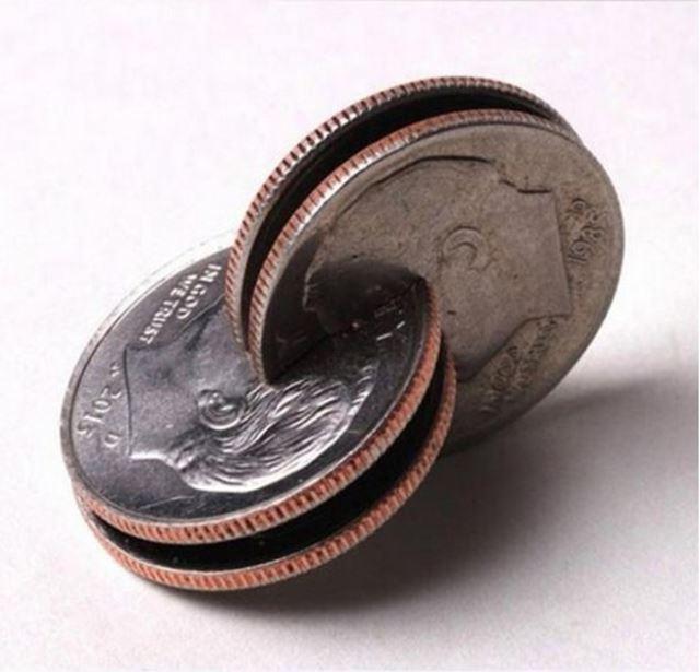 問題.1 お金(コイン)のクイズ問題 貨幣損傷等取締法 違反のクイズ