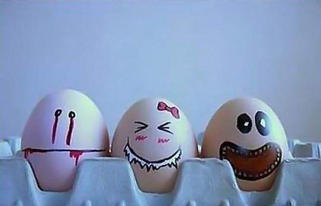 卵アート(エッグアート)とは