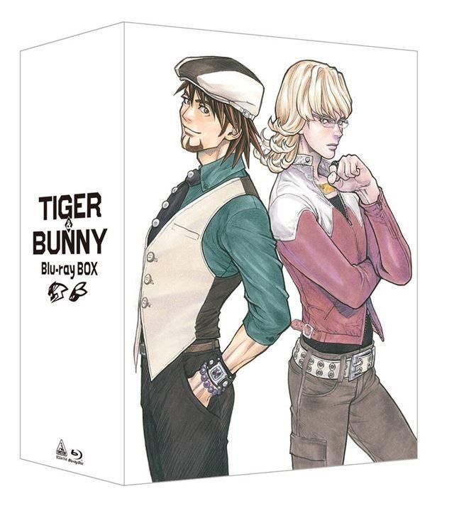 ベスト・アニメ100 NHK投票結果1位 タイバニ TIGER & BUNNY