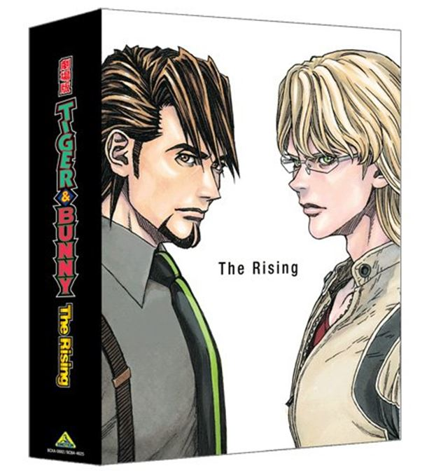 タイバニ 劇場版 TIGER & BUNNY -The Rising-