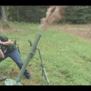 ロシアの迫撃砲は可愛らしい