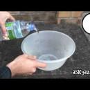 ペットボトルを2秒で空にする方法