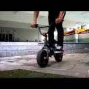 インドネシアの可愛すぎる自転車競技の動画