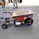 日本最先端の猫車(手押し車)が凄い