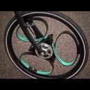 Loopwheelsのホイールにサスペンション機能という発想が凄い