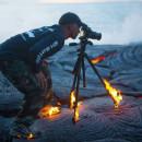 撮影に集中しすぎてエライ状況になってるカメラマンが半端ないww