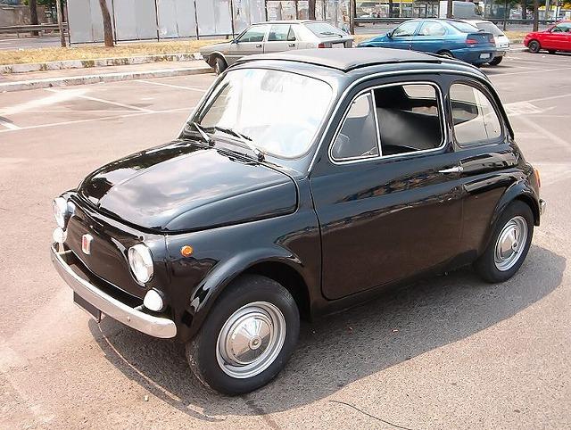 フィアット500 NUOVA 500