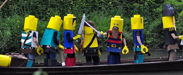 LEGOのコスプレ